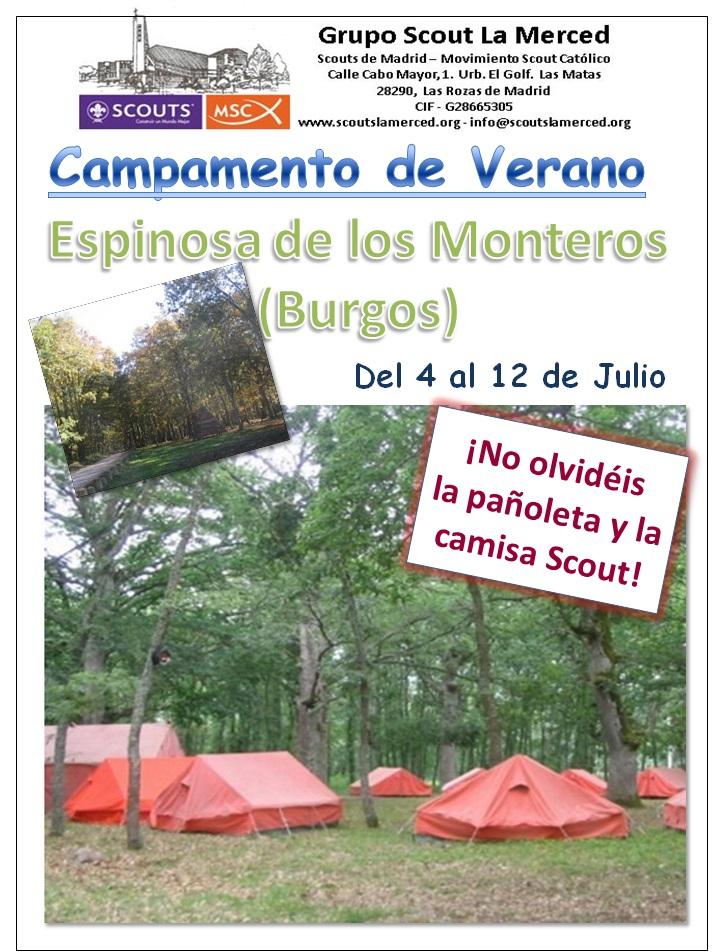 campamentoEspinosadelosmonteros